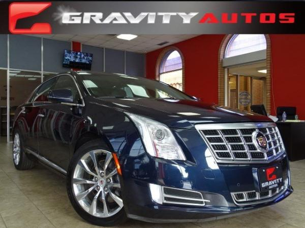 Used 2015 Cadillac XTS Premium for sale Sold at Gravity Autos in Roswell GA 30076 1