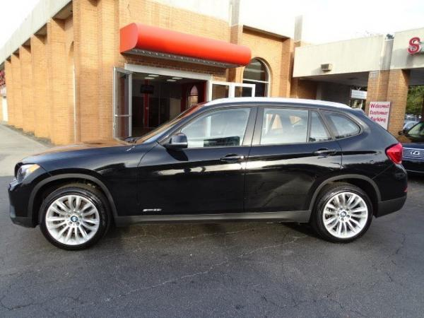Used 2013 BMW X1 28i for sale Sold at Gravity Autos in Roswell GA 30076 4