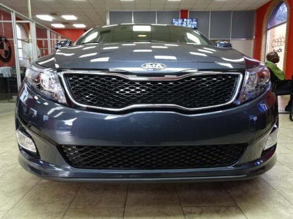 Used 2015 Kia Optima EX for sale Sold at Gravity Autos in Roswell GA 30076 2