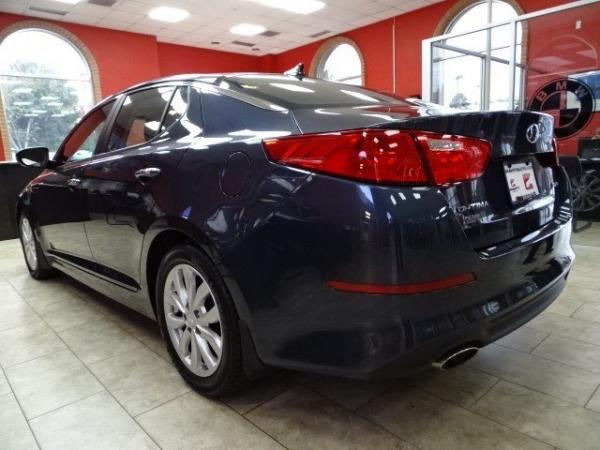 Used 2015 Kia Optima EX for sale Sold at Gravity Autos in Roswell GA 30076 4