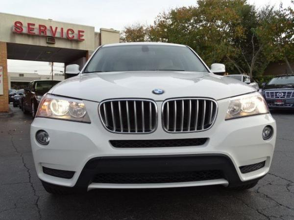 Used 2012 BMW X3 28i for sale Sold at Gravity Autos in Roswell GA 30076 2