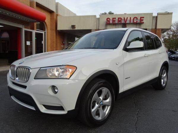 Used 2012 BMW X3 28i for sale Sold at Gravity Autos in Roswell GA 30076 3