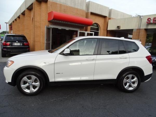 Used 2012 BMW X3 28i for sale Sold at Gravity Autos in Roswell GA 30076 4
