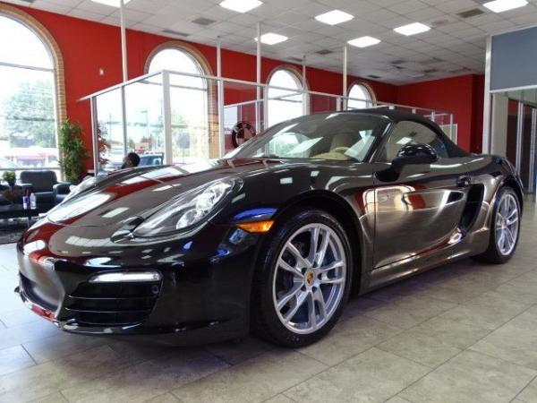Used 2014 Porsche Boxster for sale Sold at Gravity Autos in Roswell GA 30076 3