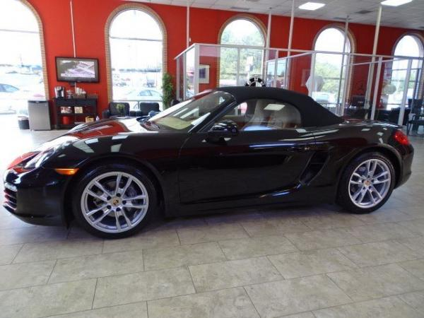 Used 2014 Porsche Boxster for sale Sold at Gravity Autos in Roswell GA 30076 4