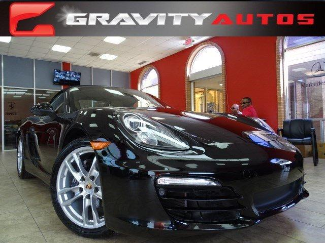 Used 2014 Porsche Boxster for sale Sold at Gravity Autos in Roswell GA 30076 1