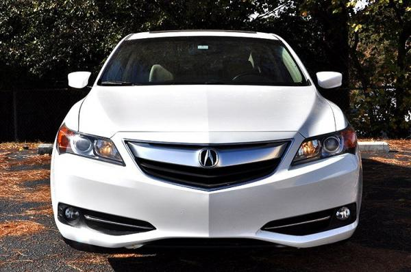 Used 2013 Acura ILX Hybrid Tech Pkg for sale Sold at Gravity Autos in Roswell GA 30076 3