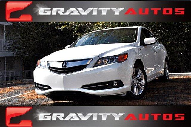 Used 2013 Acura ILX Hybrid Tech Pkg for sale Sold at Gravity Autos in Roswell GA 30076 1