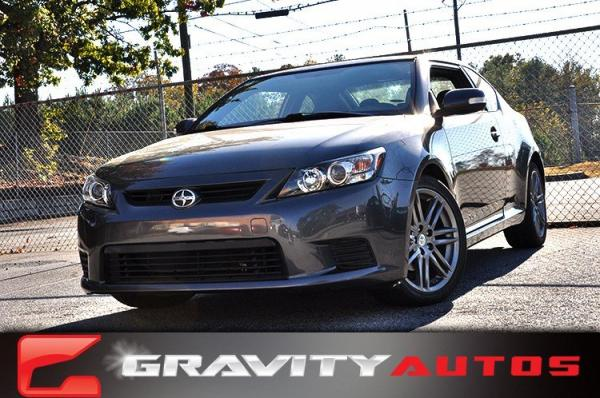 Used 2012 Scion tC for sale Sold at Gravity Autos in Roswell GA 30076 1