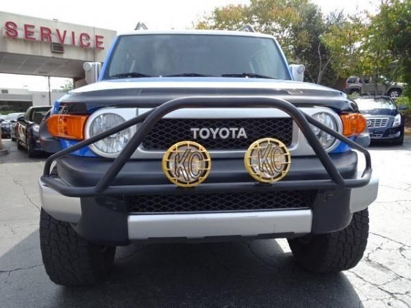 Used 2007 Toyota FJ Cruiser for sale Sold at Gravity Autos in Roswell GA 30076 2