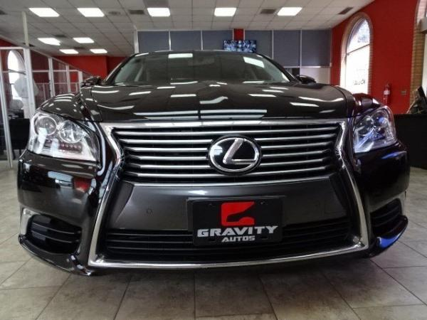 Used 2013 Lexus LS 460 for sale Sold at Gravity Autos in Roswell GA 30076 2