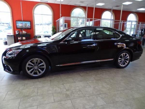 Used 2013 Lexus LS 460 for sale Sold at Gravity Autos in Roswell GA 30076 4
