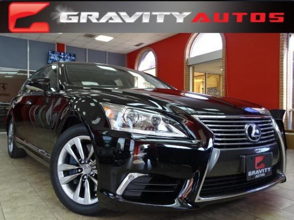 Used 2013 Lexus LS 460 for sale Sold at Gravity Autos in Roswell GA 30076 1