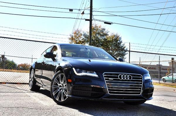 Used 2014 Audi A7 3.0 Prestige for sale Sold at Gravity Autos in Roswell GA 30076 2