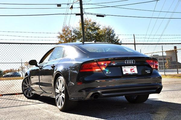 Used 2014 Audi A7 3.0 Prestige for sale Sold at Gravity Autos in Roswell GA 30076 4