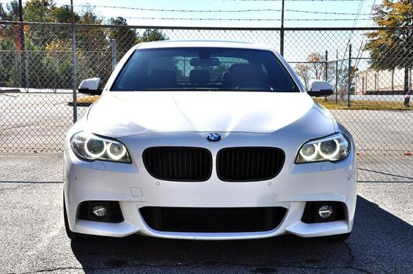 Used 2014 BMW 5 Series 535i for sale Sold at Gravity Autos in Roswell GA 30076 3