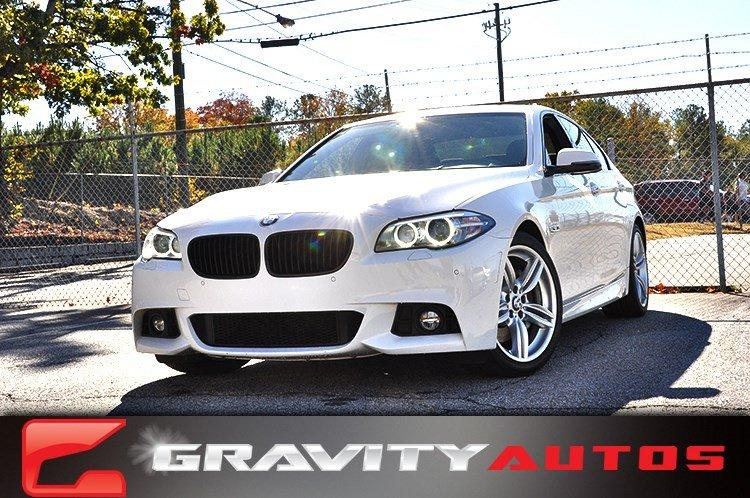 Used 2014 BMW 5 Series 535i for sale Sold at Gravity Autos in Roswell GA 30076 1
