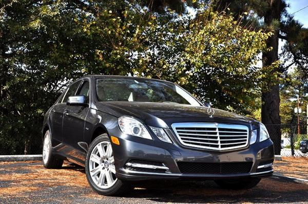 Used 2012 Mercedes-Benz E-Class E350 Luxury for sale Sold at Gravity Autos in Roswell GA 30076 2