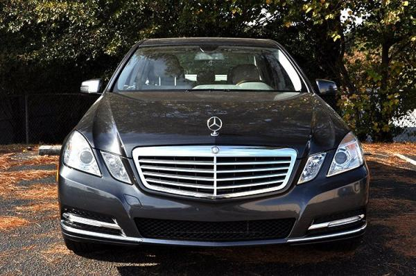 Used 2012 Mercedes-Benz E-Class E350 Luxury for sale Sold at Gravity Autos in Roswell GA 30076 3