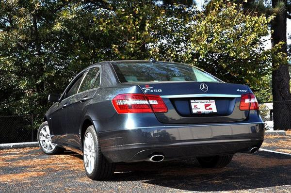 Used 2012 Mercedes-Benz E-Class E350 Luxury for sale Sold at Gravity Autos in Roswell GA 30076 4
