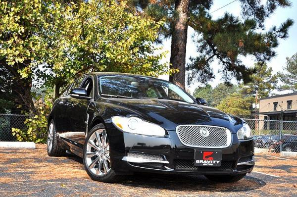 Used 2011 Jaguar XF Premium for sale Sold at Gravity Autos in Roswell GA 30076 2