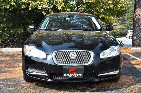 Used 2011 Jaguar XF Premium for sale Sold at Gravity Autos in Roswell GA 30076 3