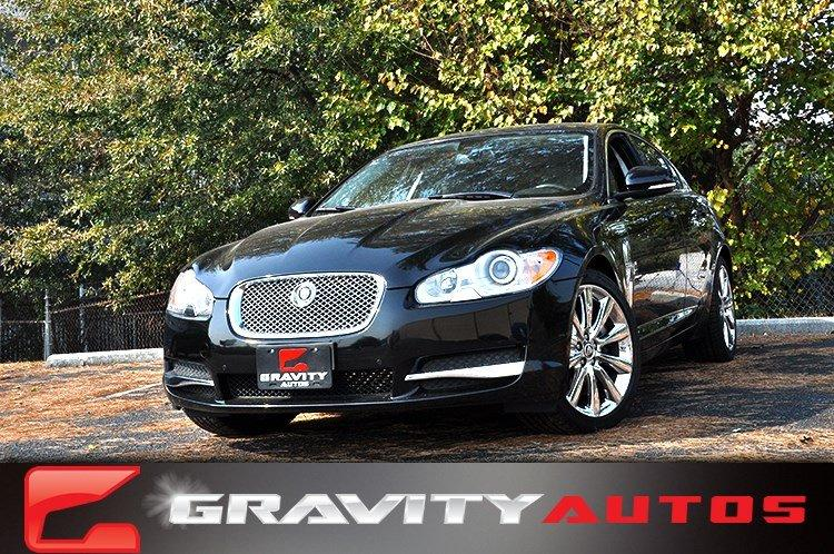 Used 2011 Jaguar XF Premium for sale Sold at Gravity Autos in Roswell GA 30076 1