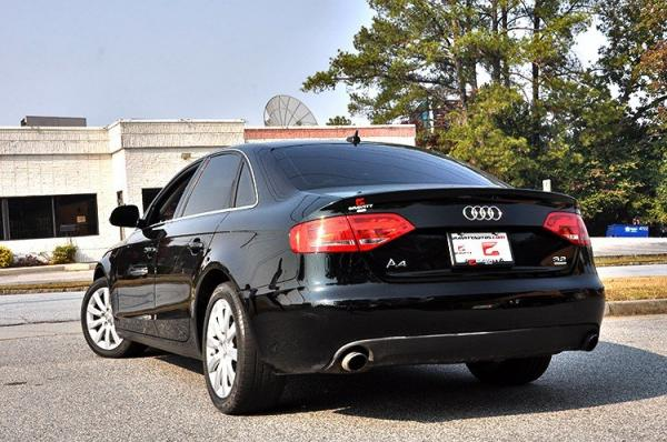 Used 2009 Audi A4 3.2L Prem Plus for sale Sold at Gravity Autos in Roswell GA 30076 4