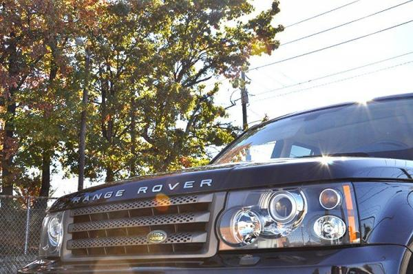 Used 2008 Land Rover Range Rover Sport HSE for sale Sold at Gravity Autos in Roswell GA 30076 4