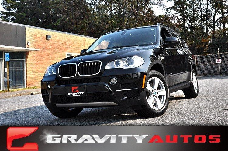 Used 2013 BMW X5 xDrive35i Premium for sale Sold at Gravity Autos in Roswell GA 30076 1