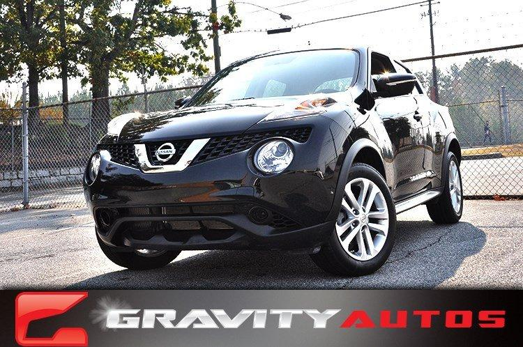 Used 2016 Nissan JUKE S for sale Sold at Gravity Autos in Roswell GA 30076 1