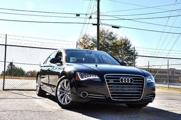 Used 2011 Audi A8 L for sale Sold at Gravity Autos in Roswell GA 30076 2