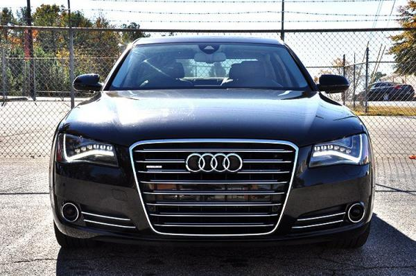 Used 2011 Audi A8 L for sale Sold at Gravity Autos in Roswell GA 30076 3
