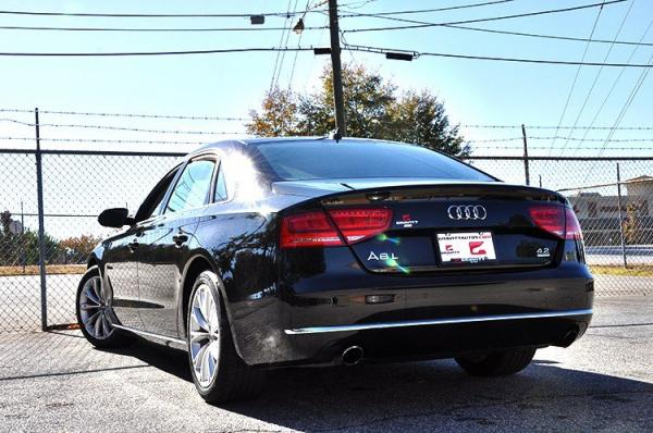 Used 2011 Audi A8 L for sale Sold at Gravity Autos in Roswell GA 30076 4