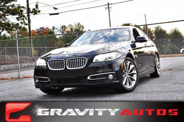 Used 2014 BMW 5 Series 528i for sale Sold at Gravity Autos in Roswell GA 30076 1