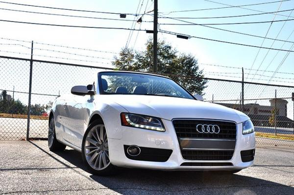 Used 2011 Audi A5 2.0T Premium Plus for sale Sold at Gravity Autos in Roswell GA 30076 2