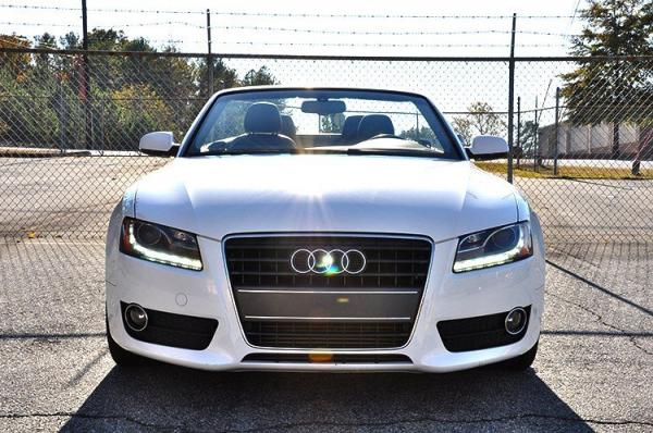 Used 2011 Audi A5 2.0T Premium Plus for sale Sold at Gravity Autos in Roswell GA 30076 3