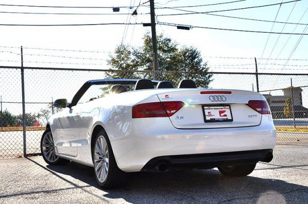 Used 2011 Audi A5 2.0T Premium Plus for sale Sold at Gravity Autos in Roswell GA 30076 4