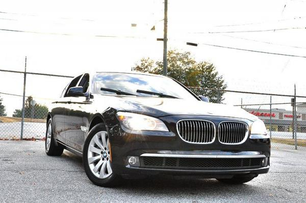 Used 2011 BMW 7 Series 750Li xDrive for sale Sold at Gravity Autos in Roswell GA 30076 2