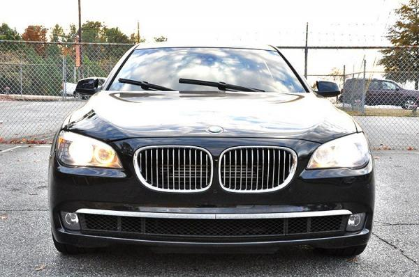 Used 2011 BMW 7 Series 750Li xDrive for sale Sold at Gravity Autos in Roswell GA 30076 3