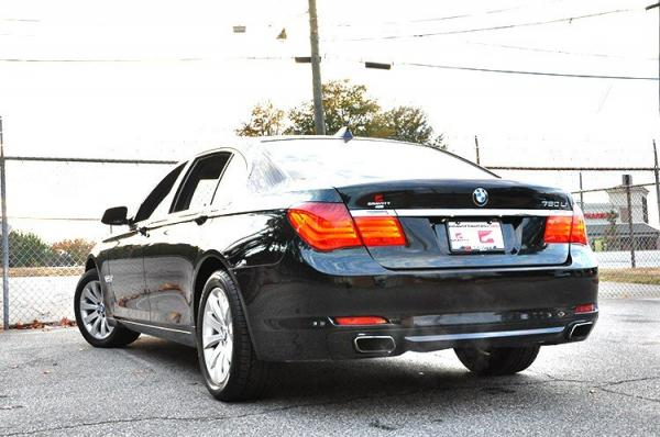 Used 2011 BMW 7 Series 750Li xDrive for sale Sold at Gravity Autos in Roswell GA 30076 4