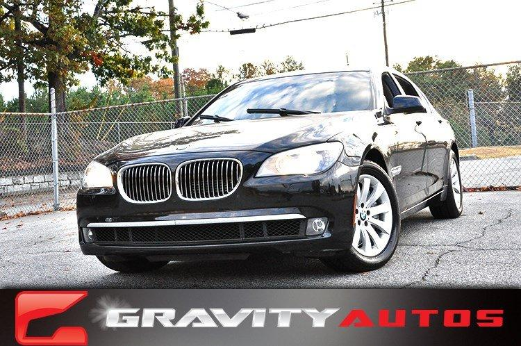 Used 2011 BMW 7 Series 750Li xDrive for sale Sold at Gravity Autos in Roswell GA 30076 1