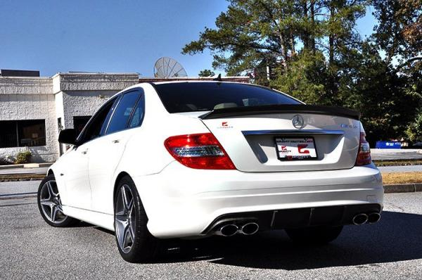 Used 2009 Mercedes-Benz C-Class 6.3L AMG for sale Sold at Gravity Autos in Roswell GA 30076 4