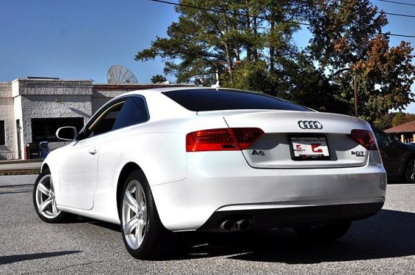 Used 2013 Audi A5 Premium for sale Sold at Gravity Autos in Roswell GA 30076 4