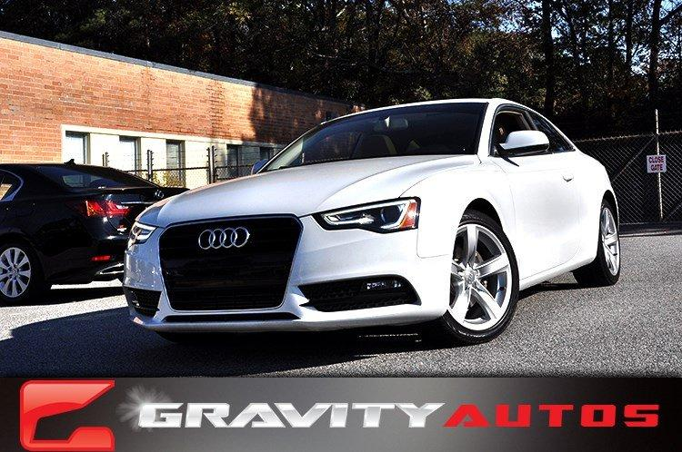 Used 2013 Audi A5 Premium for sale Sold at Gravity Autos in Roswell GA 30076 1