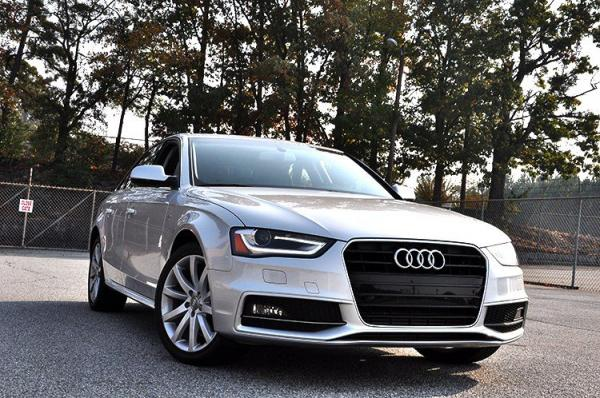Used 2014 Audi A4 Premium for sale Sold at Gravity Autos in Roswell GA 30076 2
