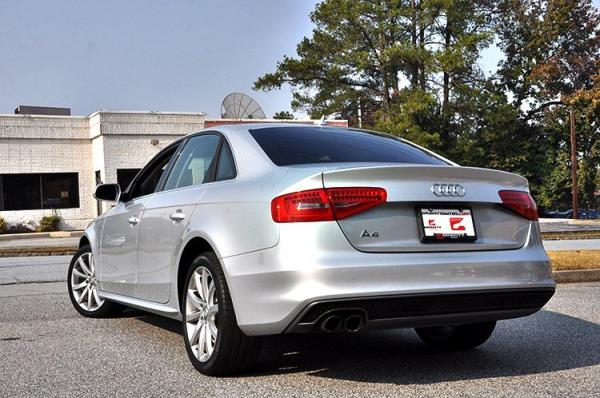 Used 2014 Audi A4 Premium for sale Sold at Gravity Autos in Roswell GA 30076 4