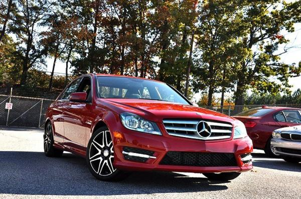 Used 2013 Mercedes-Benz C-Class C250 Sport for sale Sold at Gravity Autos in Roswell GA 30076 2