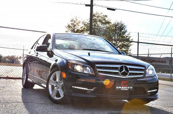 Used 2011 Mercedes-Benz C-Class C300 Sport for sale Sold at Gravity Autos in Roswell GA 30076 2