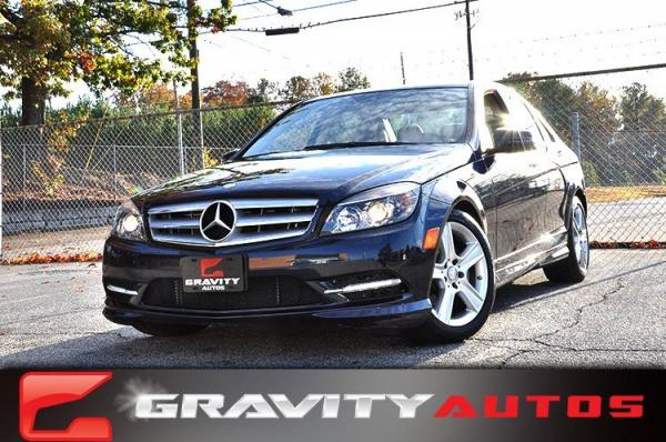 Used 2011 Mercedes-Benz C-Class C300 Sport for sale Sold at Gravity Autos in Roswell GA 30076 1